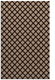 rug #637941 |  beige check rug