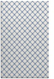 rug #637969 |  blue check rug