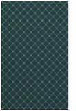 rug #638057 |  green check rug