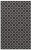 rug #638077 |  mid-brown check rug