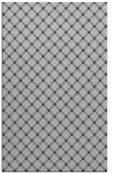 rug #638129 |  red-orange check rug