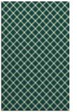 rug #638133 |  yellow check rug