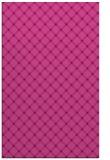 rug #638137 |  pink check rug