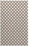 rug #638277 |  white check rug
