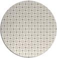 rug #638284 | round check rug