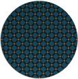 rug #638304   round check rug