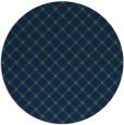 rug #638314   round check rug
