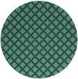 rug #638337 | round check rug