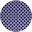 rug #638385 | round check rug