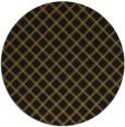 rug #638398   round check rug
