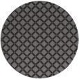 rug #638429 | round brown rug