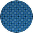 rug #638450 | round check rug