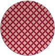 rug #638497 | round check rug