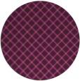 rug #638510 | round check rug