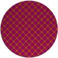 rug #638548 | round check rug