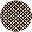 rug #638579 | round check rug