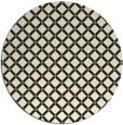 rug #638591 | round check rug