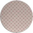 rug #638621 | round check rug