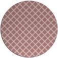 rug #638622   round check rug