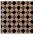 rug #639002 | square check rug