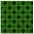 rug #639053   square green check rug