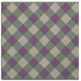 rug #639166 | square check rug