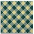rug #639190 | square check rug
