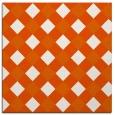 rug #639253 | square red-orange popular rug