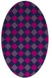 rug #639368 | oval popular rug