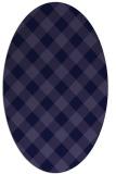 rug #639422   oval geometry rug
