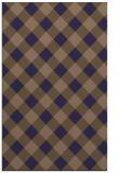 rug #639797    beige check rug