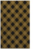 rug #639805 |  mid-brown rug