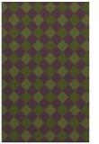 rug #639825 |  green check rug