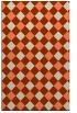 rug #639885 |  beige check rug