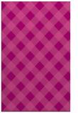 rug #639897 |  pink rug