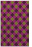 rug #639917 |  purple rug