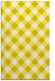 rug #639965 |  white check rug