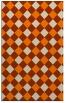 rug #640005 |  beige check rug