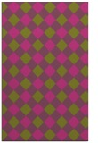 rug #640017 |  light-green rug
