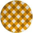 rug #640379 | round check rug