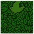 rug #640813 | square green animal rug