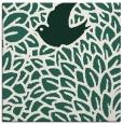 rug #640877 | square green animal rug