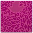 rug #640953   square pink animal rug