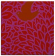 rug #640997 | square red graphic rug
