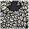 rug #641017 | square white animal rug