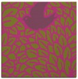 rug #641073 | square light-green animal rug