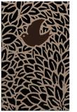 rug #641461 |  beige graphic rug
