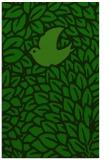 rug #641517 |  green animal rug