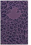 rug #641545    blue-violet animal rug