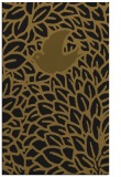 rug #641565 |  mid-brown graphic rug